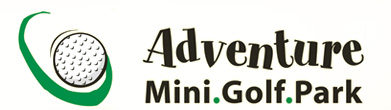 Adventure Mini Golf park Logo